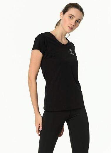Hummel Kadın Tişört Avasa 911197-2001 Siyah